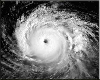 Hurricane Isabel, 2003.