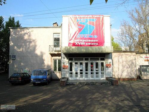 Встреча с Левашовым Н.В. в ДК им. Луначарского 26 февраля 2011 года